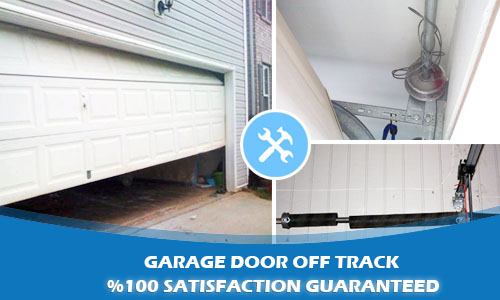 garage door off track repair - Garage Door Off Track